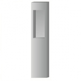 1 clock electric pillar